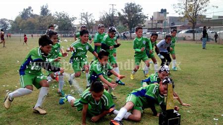 ¡Una vez más Astros Fuerza Chonguera alzó la Copa Olmeca ahora en categoría Pony..!