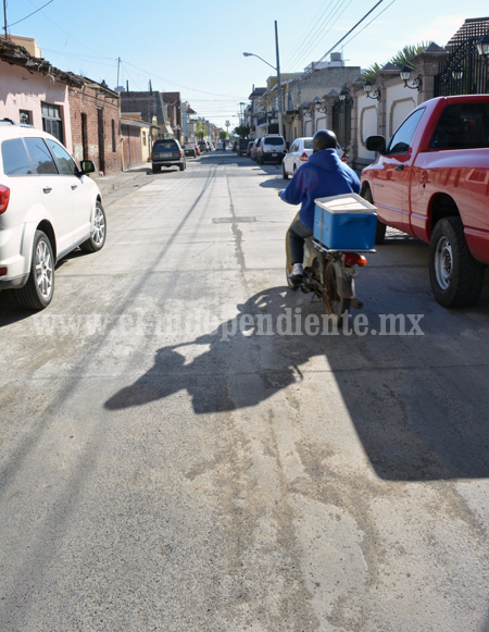 Abierta a la circulación la calle Rayón de Sahuayo