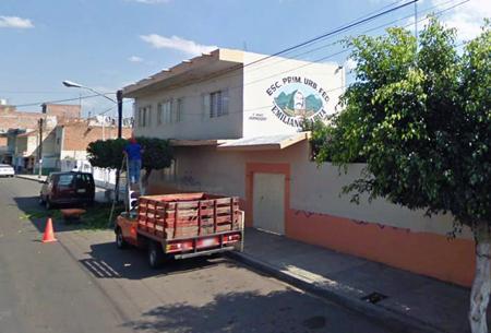 500 niños en peligro ante el riesgo de colapso de la Escuela Emiliano Zapata