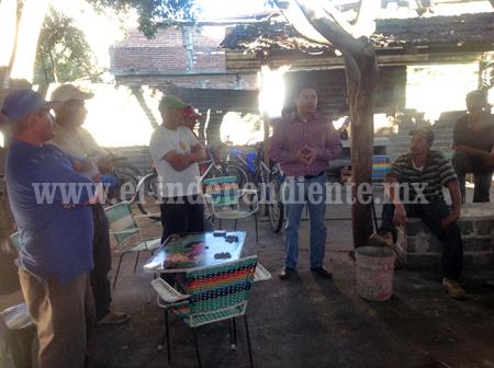 Fundación Toño Salas sostuvo reunión de trabajo