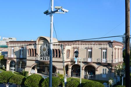 Instalaron 8 cámaras de vigilancia en Sahuayo