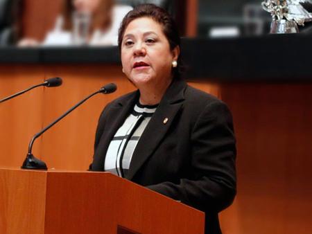 Michoacán necesita solidaridad, también de la clase política: Rocío Pineda Gochi