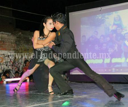 Bailando con el Corazón será la convivencia dentro de la Vía Deportiva.