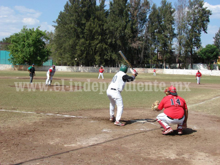 Sacó chispas el encuentro entre Tigres Zamora y Rojos de Jacona, pero con paliza se impusieron los locales