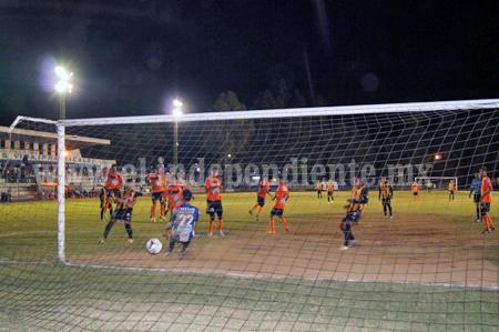 El Real Zamora venció 5-0 a Reboceritos de La Piedad, alcanzando su sexta victoria al hilo del 2014