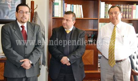 JOSÉ MIGUEL JIMÉNEZ, NUEVO PRESIDENTE DEL TRIBUNAL DE CONCILIACIÓN Y ARBITRAJE