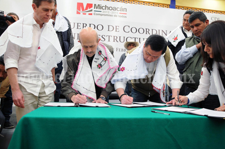 DE 18 A 338 MDP, EL PRESUPUESTO PARA PUEBLOS INDÍGENAS MICHOACANOS: MAOCH