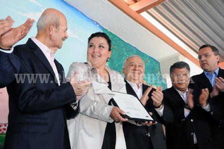 MICHOACÁN TIENE UN LUGAR MUY ESPECIAL PARA EL GOBIERNO FEDERAL: EMILIO CHUAYFFET