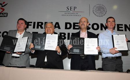 DESTINARÁ SEP 3 MMP PARA EDUCACIÓN, CULTURA Y DEPORTE EN MICHOACÁN