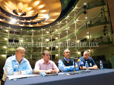 Teatro Obrero ya cuenta con certificación de PC como recinto seguro