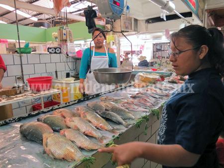 Aumentará más del 10 por ciento precio del pescado y marisco