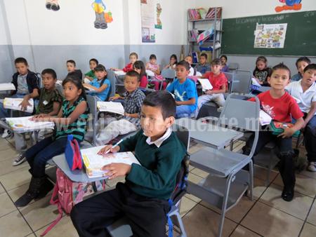 Sobredemanda de cupo en Primaria Gabriela Mistral, rebasa infraestructura