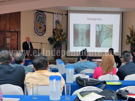Colegio de Traumatología y Ortopedia arrancó su XX Congreso