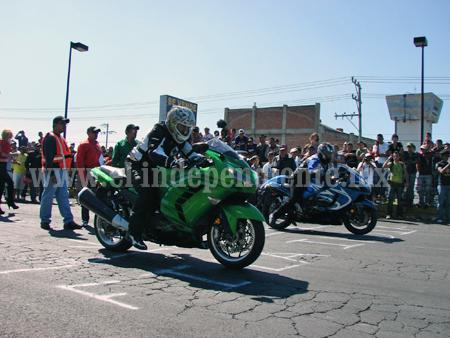 Este fin de semana será la onceava Concentración Nacional de Motociclismo