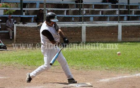 Rojos de Jacona y Cardenales de Ario van invictos en el torneo regional de Beisbol
