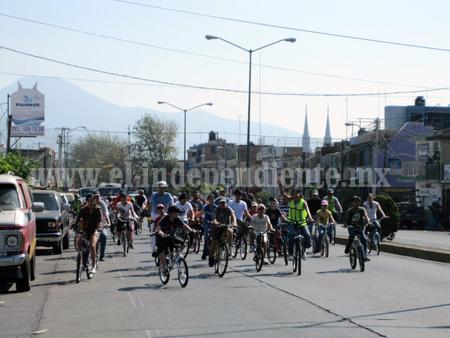 Zamora en Bici no podrá hacer ruta nocturna por el centro de la ciudad