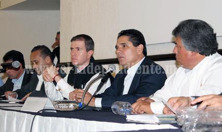 """Silvano: """"trabajar unidos para lograr el desarrollo del campo michoacano"""""""