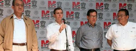 Invertirá Federación 350 mdp dentro del plan Juntos lo Vamos a Lograr