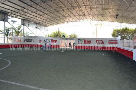 Retomarán los trabajos en las instalaciones del Campo Olimpia