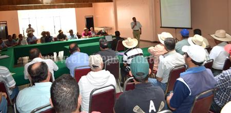 Se reúne el consejo de desarrollo rural distrital de Sahuayo