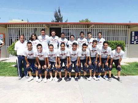 ¡Colegio de Bachilleres Zamora es Campeón..!