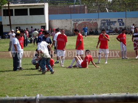 Cada vez menos sanciones a equiperos de la Liga Michoacana de Futbol