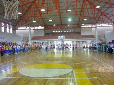 Por acuerdo unánime hoy finaliza Torneo de Copa de Basquetbol