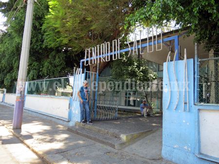 Cuestiones legales entorpecen reubicación del Centro de Salud Niños Héroes