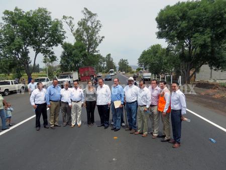 Destinan 140 mdp en infraestructura carretera de la región