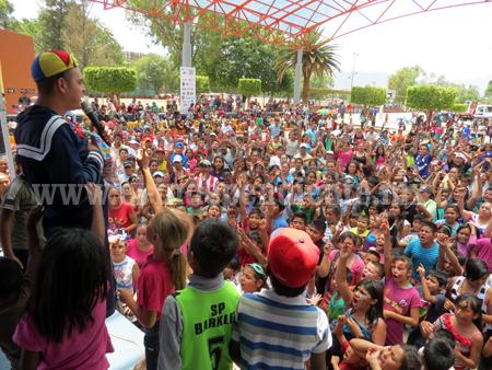 Más de 15 mil niños asistieron a Festival del Niño en El Chamizal