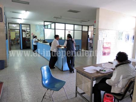 Cierran temporalmente farmacia del Centro de Salud Niños Héroes