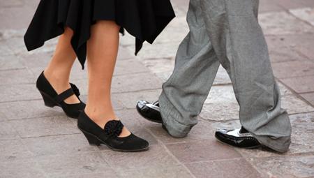 Ritmo, baile y A Bailar Danzón, en la Vía Deportiva