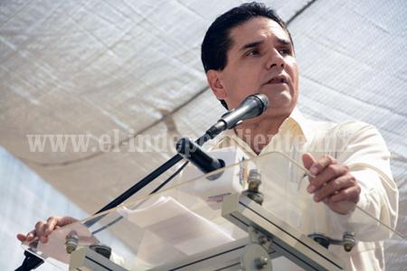 Las visitas de funcionarios deben tener beneficios reales para Michoacán: Silvano