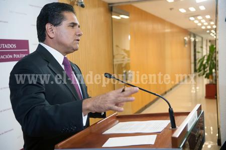 En Michoacán no debe haber impunidad: Silvano