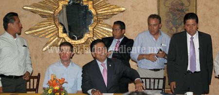 Se reunió Silvano con el Comisionado, ediles y dirigentes de izquierda para abonar a la paz de Michoacán