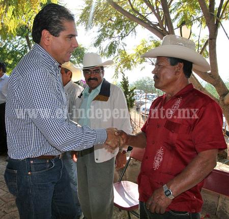 Organiza Silvano en Morelia foro estructural del campo