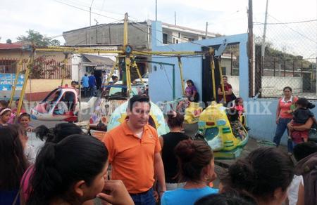 Fundación Toño Salas lleva Mini Feria a San Juan de Dios