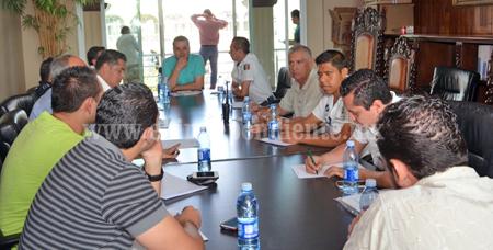 Sahuayo planea operativo de seguridad en Semana Santa y de Pascua