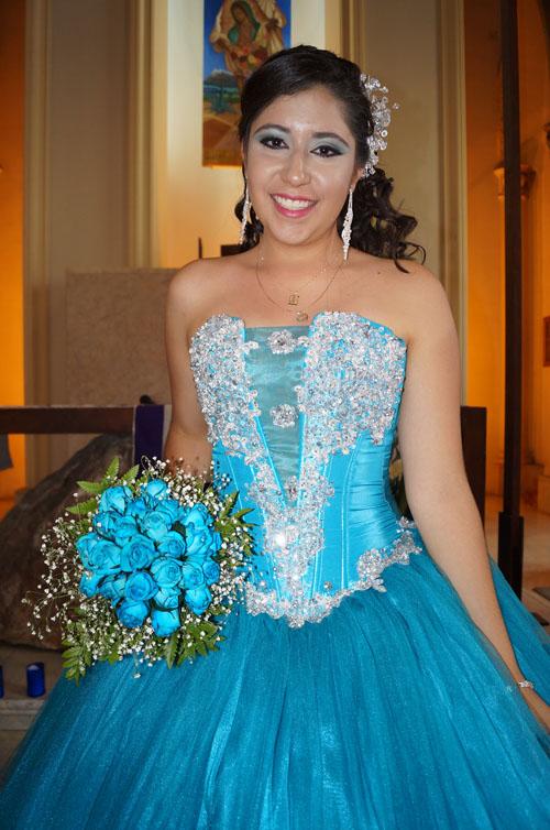 Alejandra celebra XV´s