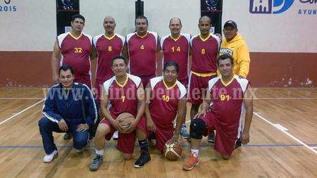Compadres, Campeón de Copa en la Liga Zamorana de basquetbol.