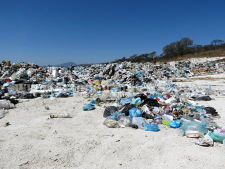 Aumentó 50 toneladas generación de basura en el municipio