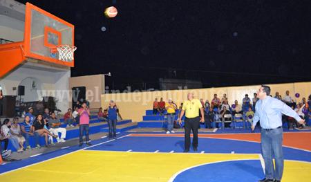Arrancó la final estatal sub 21 de basquetbol