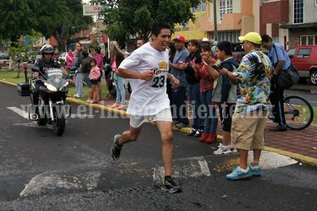 Se celebró la XII Carrera Atlética San Antonio de Padua.