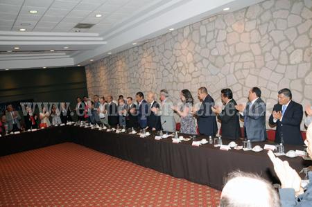 UNA ÚLTIMA INSTRUCCIÓN: SER FELICES Y SEGUIR SIRVIENDO A MICHOACÁN