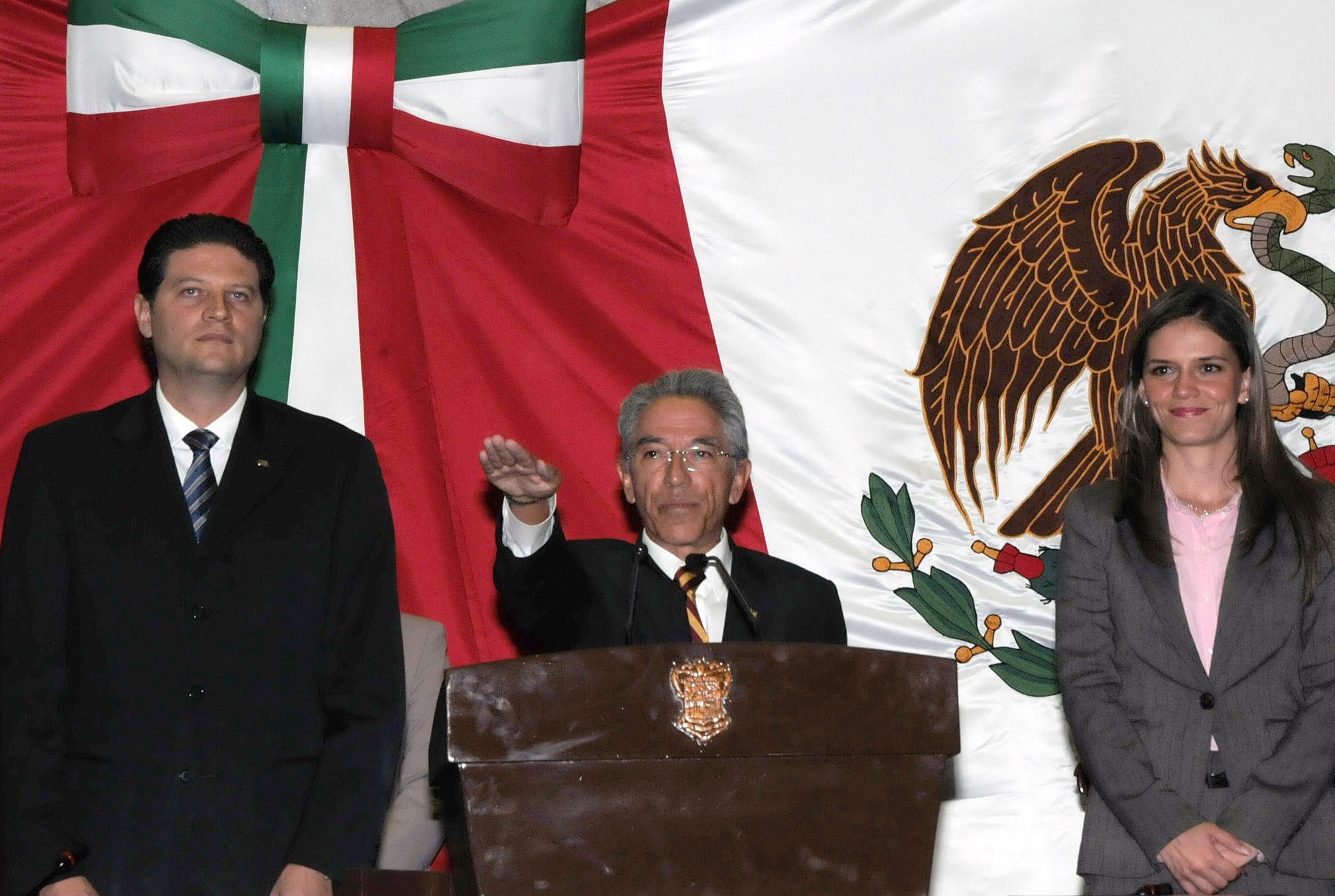 Salvador Jara Guerrero, nuevo gobernador sustituto del estado