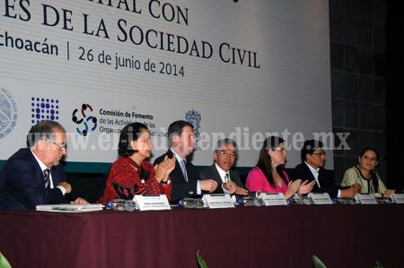 CONVOCAN A LA PREVENCIÓN SOCIAL DE LA VIOLENCIA Y EL FORTALECIMIENTO DE LA PARTICIPACIÓN CIUDADANA