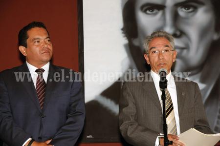 OFICIALIZA GOBERNADOR SALVADOR JARA NUEVOS INTEGRANTES DE SU GABINETE