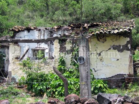 De alto riesgo califica edil a la comunidad de Cotijarán