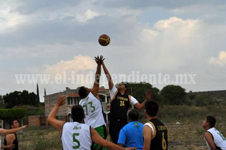 El próximo sábado será la final de liga ecuandurense de basquetbol