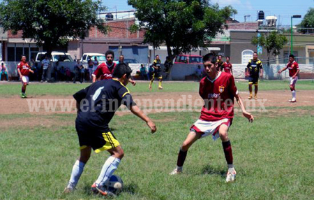 Atlético Zamora 1-1 Palo Alto F.C.